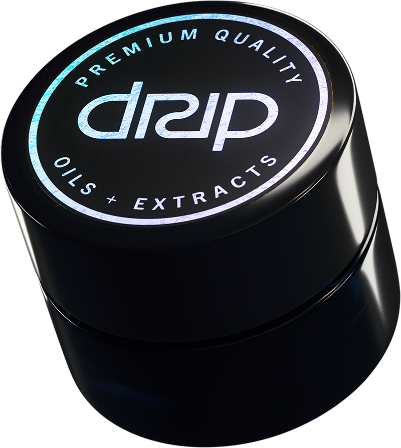 DRIP Concentrate Jar